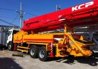 Автобетононасос KCP 37RX170 (36 метра)