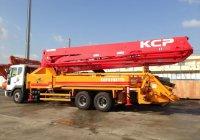 Автобетононасос KCP 42RX170 (42 метра)