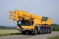 Автокран 160 тонн