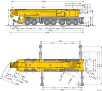 Автокран 400 тонн