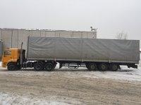Длинномер (бортовая) Kogel (Кегель) 13,5 м